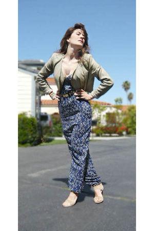 H&M jacket - Zara - pedro miralles shoes