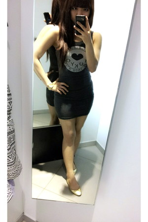 cotton H&M dress