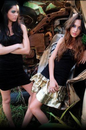 LP dress