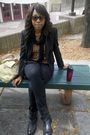 Black-gap-scarf-black-jones-new-york-boots-black-gap-jeans-anne-klein-blaz