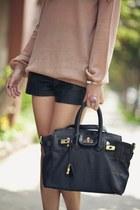 black Accessorize bag