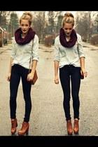 black Promod jeans