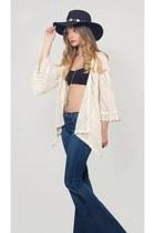 Vintage Gypsy Lace Jacket