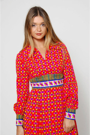 Suzy Perette by Victor Costa dress