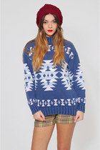 Desert Sky Tribal Sweater