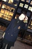 Ralph Lauren blazer - Zara jacket