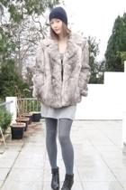 coat - Ralph Lauren hat - Deichmann shoes - H&M dress