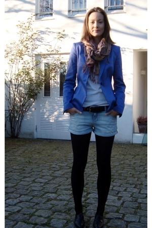 Zara blazer - Zara shorts