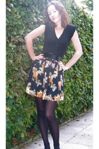 H&M t-shirt - vintage from Ebay skirt