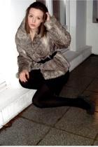 Zara shoes - Thrift Store coat