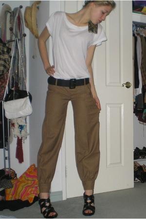pants - cotton on t-shirt - rubi shoes