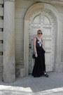 Benatar-jeffrey-campbells-boots-loveit-jewelry-shirt-black-silk-bcbg-skirt