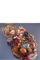 Un-Conventional Couture necklace