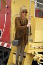Vintage-charles-david-boots-tunic-gypsy-junkies-dress-vintage-coach-bag
