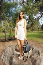 neutral Regina Garde dress - black Marcs bag