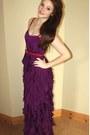 Purple-petal-details-asos-dress-red-pennys-belt-red-snakeskin-kumfs-heels