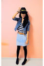 Black-bugis-stuff-hat-black-mitju-singapore-shoes-blue-shopping-online-skirt