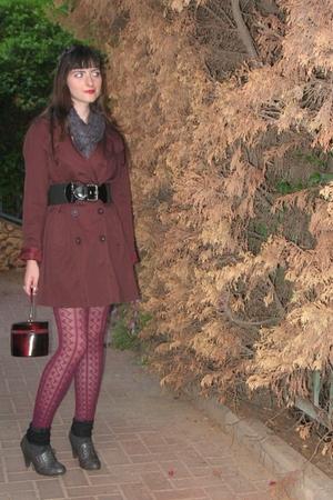 coat - shoes