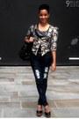 Brazilian-jeans-jeans-office-shoe-shoes-miss-selfridge-jacket-republic-top