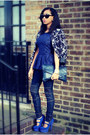 Tk-maxx-jeans-primark-jacket-kg-carvela-heels