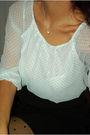 Black-h-m-skirt-veromoda-blouse-h-m-tights-graceland-shoes