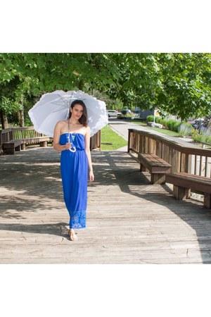maxi dress LuckyB Boutique dress