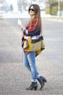 Black-giuseppe-zanotti-boots-black-cartier-sunglasses-mustard-oasap-cape