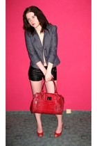 New Yorker heels - New Yorker shorts - Orsay jacket