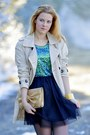 Humanic-shoes-h-m-dress-terranova-coat-h-m-purse-bracelet