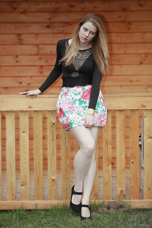Zara skirt - CCC shoes