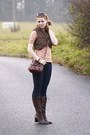 Lace-new-yorker-top-pimkie-jeans-reserved-bag-louis-vuitton-sunglasses