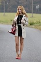 Terranova coat - New Yorker shoes - F&F dress