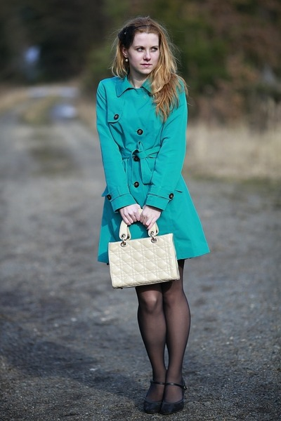 Marks and Spencer coat - OASAP bag