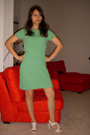 Gap dress - Steve Madden shoes