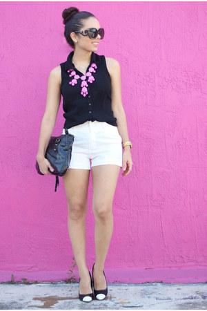 bubble gum pink necklace ily couture necklace