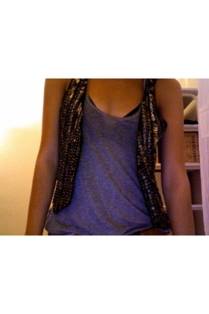 Zara vest - Isabel Marant top