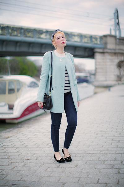 wool Tally Weijl Coat coat - jeans Levis Jeans jeans