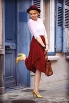 Miu Miu heels - Mulberry bag