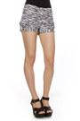 Zebra-print-lulus-shorts