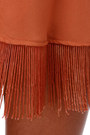 Coral Fringed LuLus Dresses