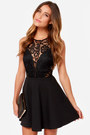 Black-lulus-dress