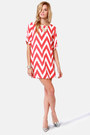 Coral LuLus Dresses