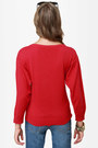 Red LuLus Sweaters