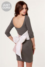 Heather Gray LuLus Dresses