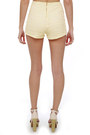 Cream LuLus Shorts