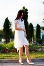 Zara-shoes-chicwish-dress-diva-bracelet