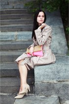 H&M bag - H&M shoes - H&M coat