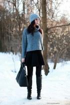 Zara sweater - Zara skirt