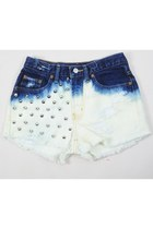 navy Lush Love Lita shorts