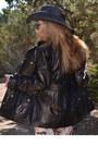 Black-leather-safari-banana-republic-jacket